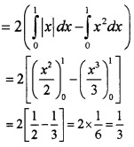 Plus Two Maths Application of Integrals 4 Mark Questions and Answers 21