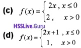 Plus Two Maths Continuity and Differentiability 3 Mark Questions and Answers 2