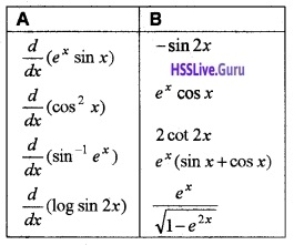 Plus Two Maths Continuity and Differentiability 3 Mark Questions and Answers 53