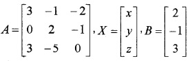Plus Two Maths Determinants 3 Mark Questions and Answers 17