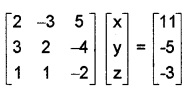 Plus Two Maths Determinants 4 Mark Questions and Answers 43