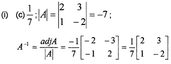 Plus Two Maths Determinants 4 Mark Questions and Answers 53