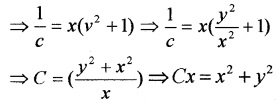 Plus Two Maths Differential Equations 3 Mark Questions and Answers 20