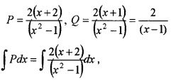Plus Two Maths Differential Equations 3 Mark Questions and Answers 34