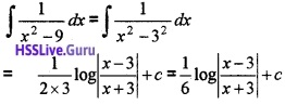 Plus Two Maths Integrals 3 Mark Questions and Answers 47