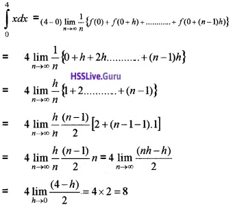 Plus Two Maths Integrals 3 Mark Questions and Answers 54