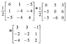 Plus Two Maths Matrices 3 Mark Questions and Answers 23