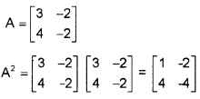 Plus Two Maths Matrices 3 Mark Questions and Answers 5