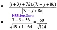 Plus Two Maths Vector Algebra 3 Mark Questions and Answers 25
