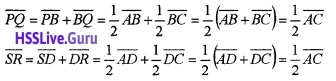 Plus Two Maths Vector Algebra 3 Mark Questions and Answers 56