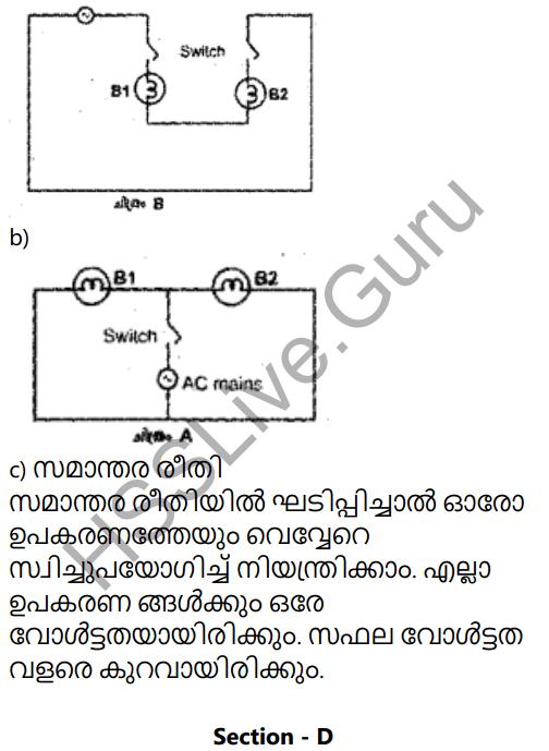 Kerala SSLC Physics Model Question Paper 3 Malayalam Medium 11