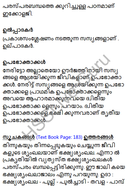 Kerala Syllabus 8th Standard Basic Science Solutions Chapter 13 Diversity for Sustenance in Malayalam 2