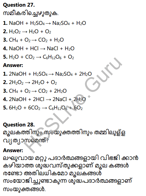 Kerala Syllabus 8th Standard Basic Science Solutions Chapter 5 Basic Constituents of Matter in Malayalam 23