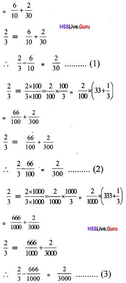 Kerala Syllabus 9th Standard Maths Solutions Chapter 2 Decimal Forms img-4