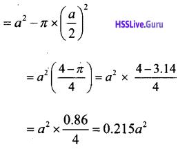Kerala Syllabus 9th Standard Maths Solutions Chapter 9 Circle Measures 23