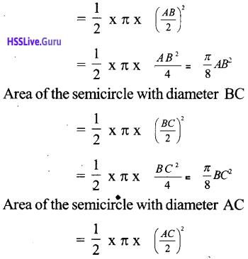 Kerala Syllabus 9th Standard Maths Solutions Chapter 9 Circle Measures 28