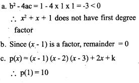 Kerala Syllabus 10th Standard Maths Solutions Chapter 10 Polynomials 22