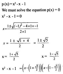 Kerala Syllabus 10th Standard Maths Solutions Chapter 10 Polynomials 6