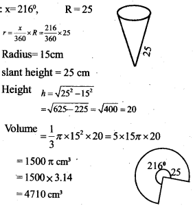 Kerala Syllabus 10th Standard Maths Solutions Chapter 8 Solids - 31
