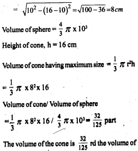 Kerala Syllabus 10th Standard Maths Solutions Chapter 8 Solids - 40