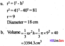 Kerala Syllabus 10th Standard Maths Solutions Chapter 8 Solids - 68