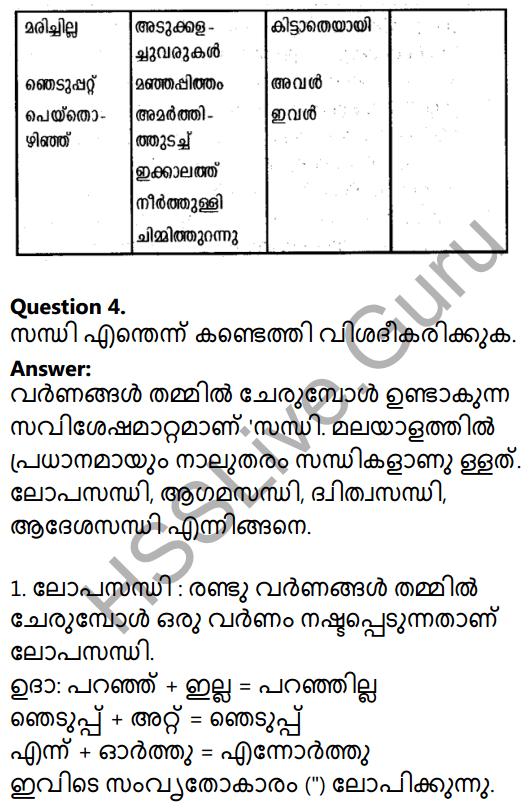 Plus Two Malayalam Textbook Answers Unit 2 Chapter 4 Mappilappattile Keraleeyatha 12