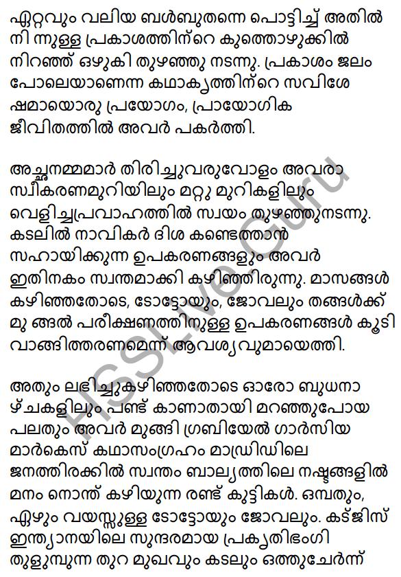 Prakasam Jalam Pole Anu Summary 3