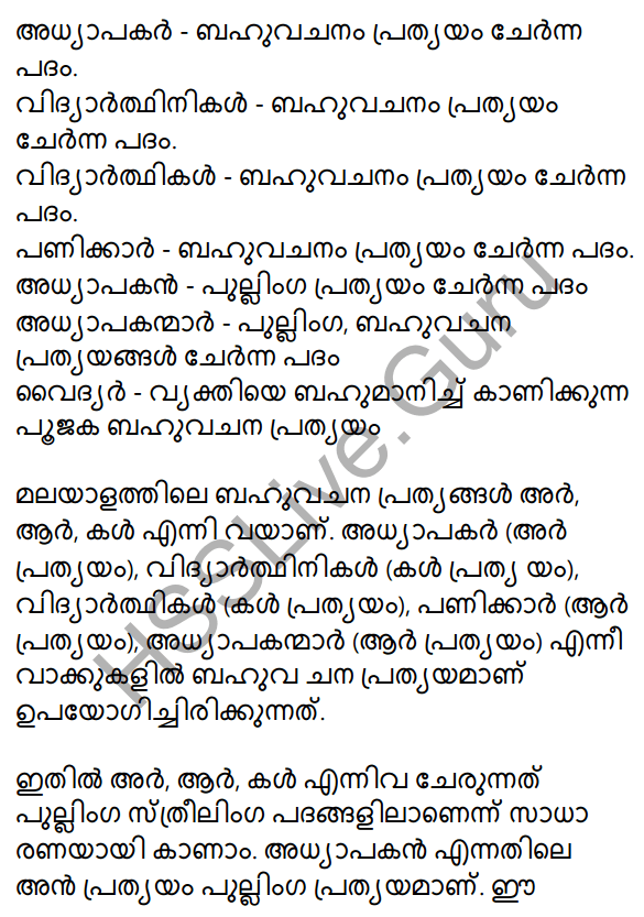Plus One Malayalam Textbook Answers Unit 4 Chapter 6 Shasthrakriya 14