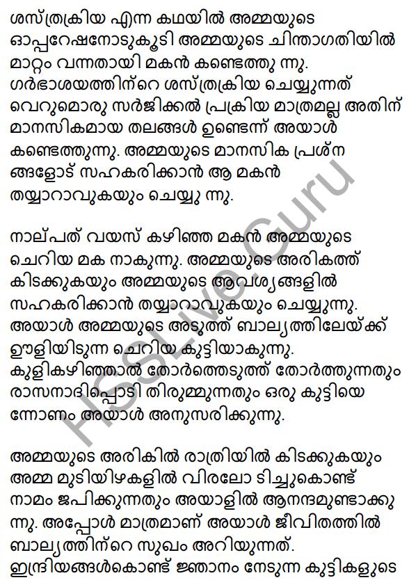 Plus One Malayalam Textbook Answers Unit 4 Chapter 6 Shasthrakriya 20