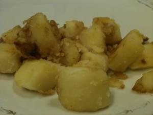 Stekt potatis - Recept på Hssons skafferi