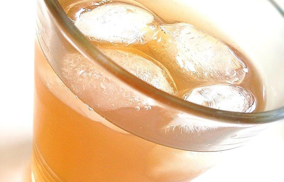 Sweet lime iced tea - Recept på hssons Skafferi