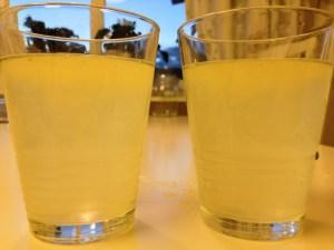 Recept på lemonad från Hssons Skafferi