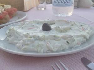 Recept på tzatziki från Hssons Skafferi