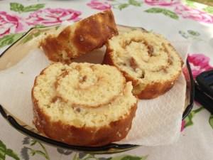 Rulltårta med smörkräm och Daim - Recept från Hssons Skafferi