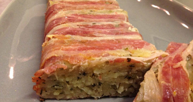 Italiensk potatiskaka - Recept från Hssons Skafferi