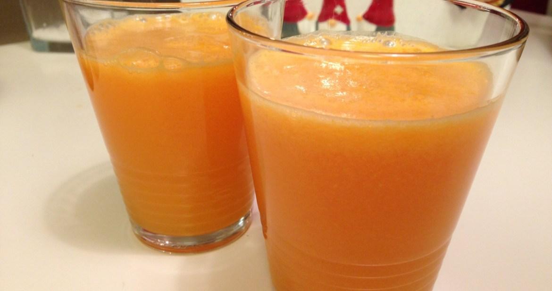 Recept på morgonjuice - Hssons Skafferi