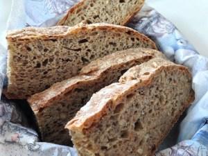 Åsas enkla bröd