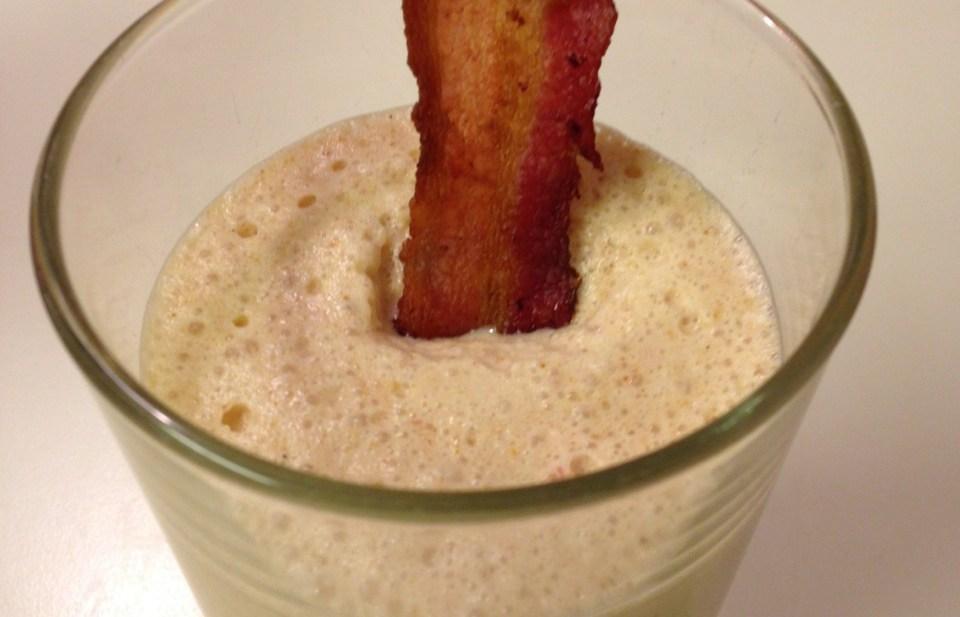 Baconmilkshake - Recept från Hssons Skafferi