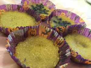 Citronkladdmuffins