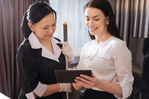 housekeeper training