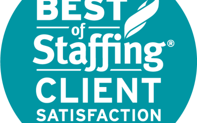 HSS Wins ClearlyRated's 2021 Best Of Staffing Client Award