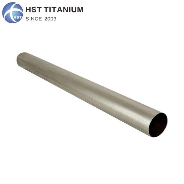 titanium exhaust tubing pipe