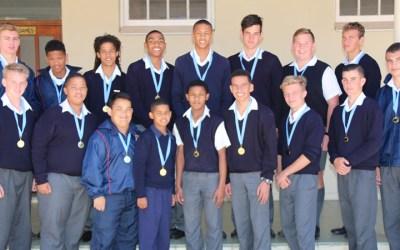 O/16 Rugby Hoërskool Velddrif