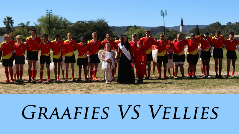 Interskole 2018 – Graafies vs Vellies