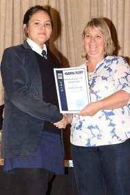 Hoërskool Velddrif se Erkenningsaand 2019 (105)