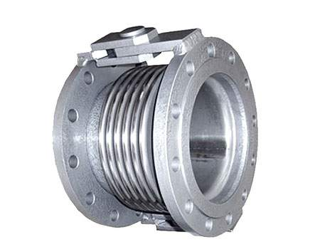hinged bellow expansion joint