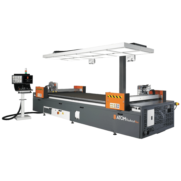 precision gasket cutting machine
