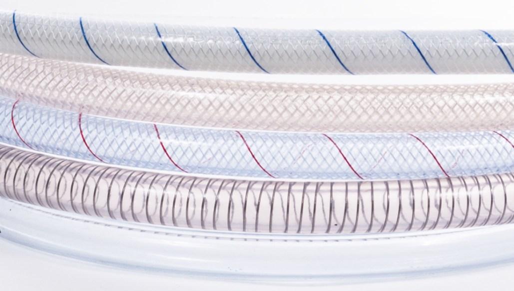 PVC tracer hose