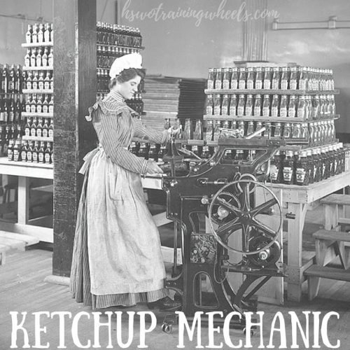 ketchup mechanic