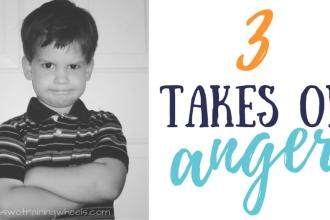 Do you struggle with mom-anger in your homeschool? Think about and examine what is underneath that anger. What can it tell you about your own heart?